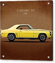 Camaro Ss 396 Acrylic Print