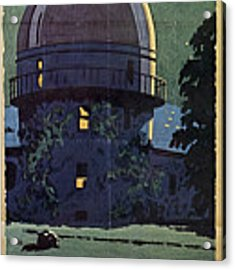Chicago Poster, 1925 Acrylic Print by Granger