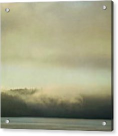 Cloaked Acrylic Print by Sally Banfill