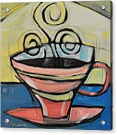 Coffee Cup Four Acrylic Print