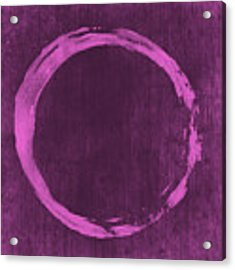Enso 4 Acrylic Print