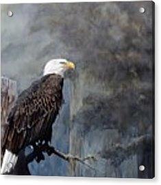 Freedom Haze Acrylic Print