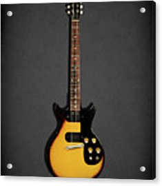 Gibson Melody Maker 1962 Acrylic Print