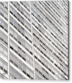Highrise Acrylic Print by Nancy Ingersoll