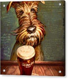 Irish Toast Acrylic Print by Sean ODaniels