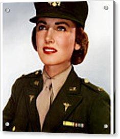 Join The Army Nurse Corps Acrylic Print