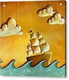 Lullaby Bay Acrylic Print