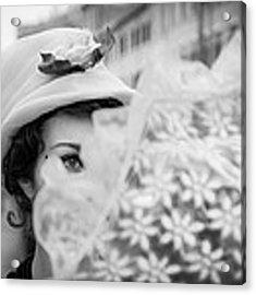 Mary Poppins Acrylic Print by Danmasa