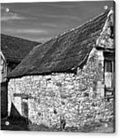 Medieval Country House Sound Acrylic Print by Silva Wischeropp