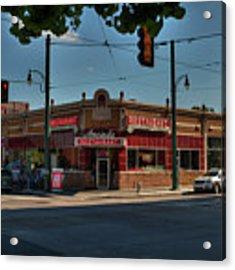 Memphis - Arcade Restaurant 001 Acrylic Print by Lance Vaughn