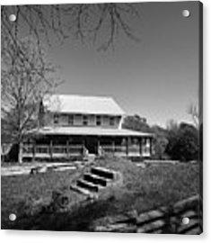 Musgrove Mill South Carolina State Historic Site Acrylic Print by Kelly Hazel