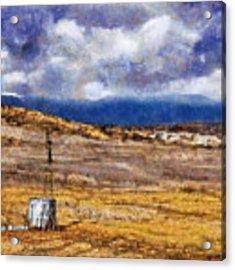 Off The Beaten Path I Acrylic Print by Rhonda Strickland