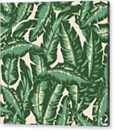 Palm Print Acrylic Print