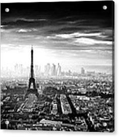 Paris Acrylic Print by Jaco Marx