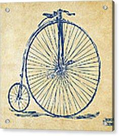 Penny-farthing 1867 High Wheeler Bicycle Vintage Acrylic Print