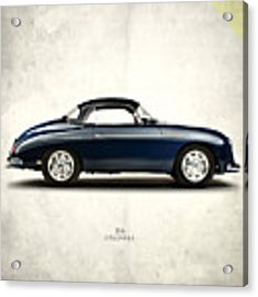 Porsche 356a 1958 Acrylic Print