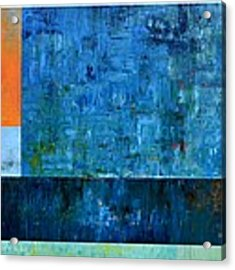 Primary - Artprize 2017 Acrylic Print by Michelle Calkins