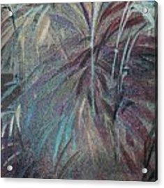 Rush Acrylic Print by Writermore Arts