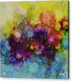 Spring Into Summer Acrylic Print by Kate Word