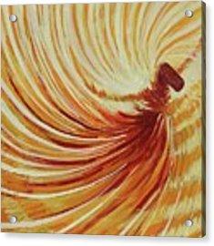 Sufi-2 Acrylic Print by Nizar MacNojia