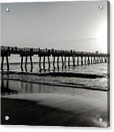 Sun Led Acrylic Print by Eric Christopher Jackson