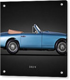 The Aston Db2-4 Acrylic Print