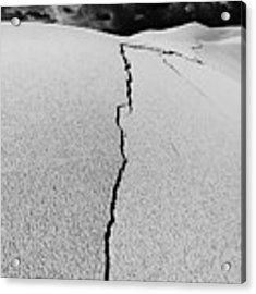 The Crack Of Dawn Acrylic Print by Julian Cook