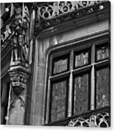 The Ghost Of Biltmore Acrylic Print by William Jobes