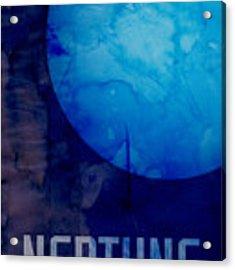 The Planet Neptune Acrylic Print