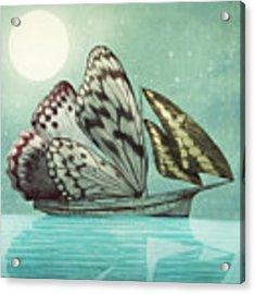 The Voyage Acrylic Print