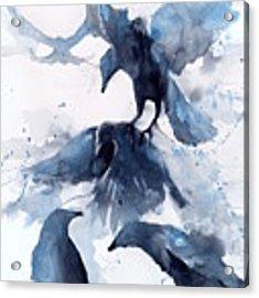 Totem 3 Acrylic Print