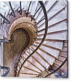 Up Or Down? Acrylic Print