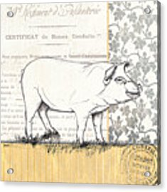 Vintage Farm 2 Acrylic Print
