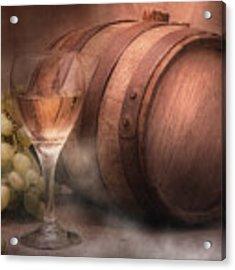 Vintage Wine Acrylic Print