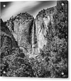 Yosemite Falls Acrylic Print by Chris Cousins