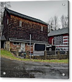 Blairstown Acrylic Print by Mark Miller