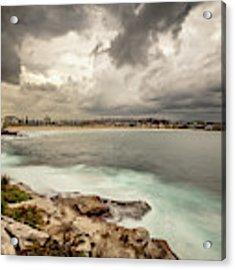 Bondi Beach Acrylic Print by Chris Cousins