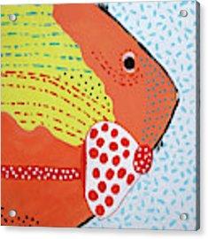 Al Bacores Big Night Out Acrylic Print by Deborah Boyd