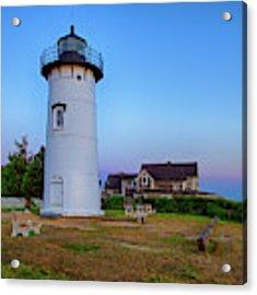 East Chop Lighthouse Acrylic Print by Mark Miller