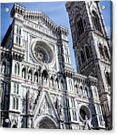 Florence Duomo Acrylic Print by Scott Kemper