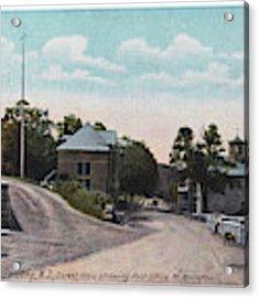 Howard Blvd. Mount Arlington Acrylic Print by Mark Miller