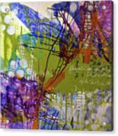 Inner Faith Acrylic Print by Kate Word