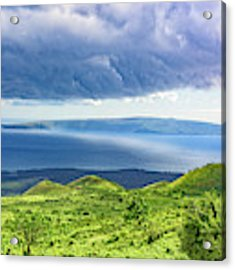 Maui Paradise Acrylic Print by Jim Thompson
