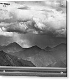 Rains In China Acrylic Print by Whitney Goodey