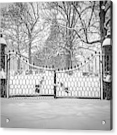 The North Gates Acrylic Print by Kendall McKernon
