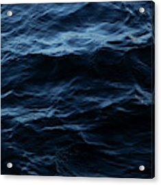Water, No.3 Acrylic Print by Eric Christopher Jackson