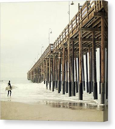 Ventura California Canvas Prints