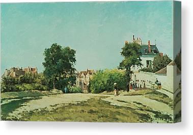 Carnegie Museum Canvas Prints