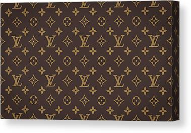 Louis Vuitton Canvas Prints