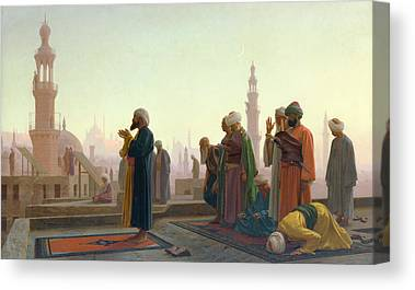 Orientalists Canvas Prints